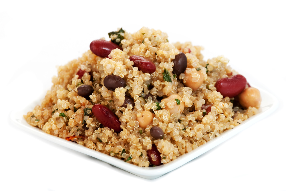 Quinoa & Bean Salad