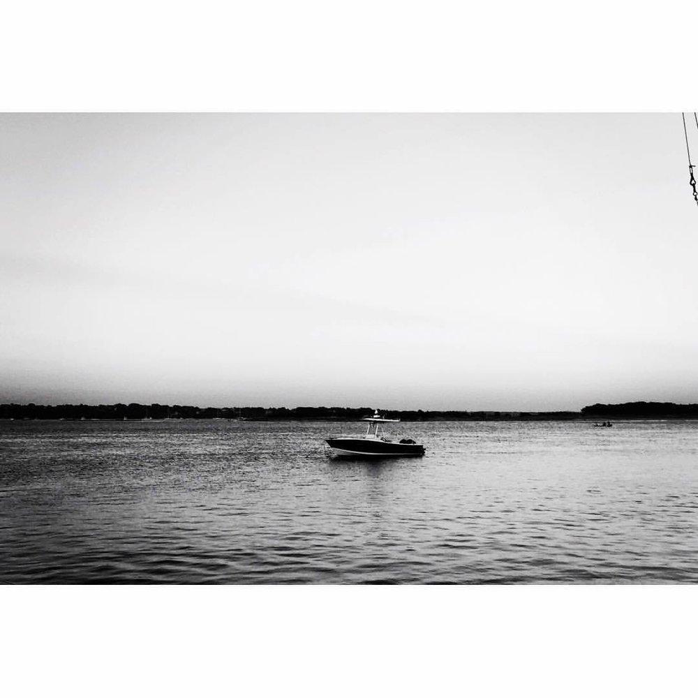 The way things were. Taken @jillianhawes #boathouse #momentsofthepastpresentandfuture (at Little Compton, Rhode Island)