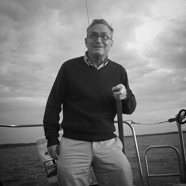Cheers to this guy. My dad. #sailing #adultregression #sailing #donkeykong #sailboat #ct