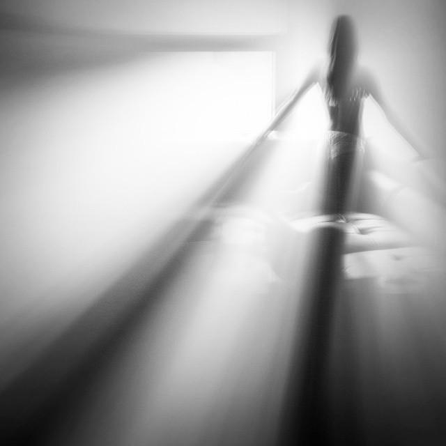 Light #paintedbylight #blackandwhite  http://ift.tt/1IJ4TW3