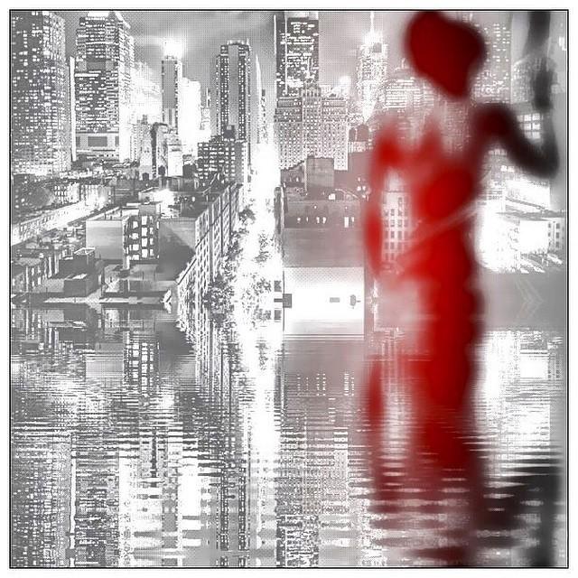 Night #paintedbylight #blackandred #reddress #blend  http://ift.tt/1OwtPRX