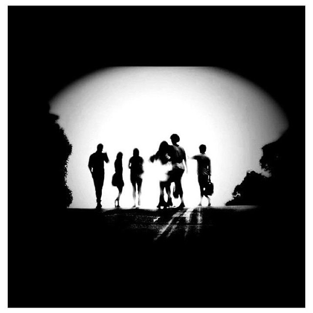 The kids are all right. #paintedbylight #blackandwhite #pumpedupkicks #centralpark #nyc #contrast  http://ift.tt/1LQigGl