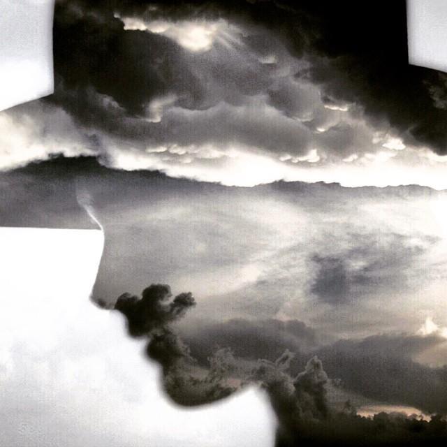Current mood x 1000. #euphoricfatigue #paintedbylight #blackandclouds  http://ift.tt/1GYIzqA
