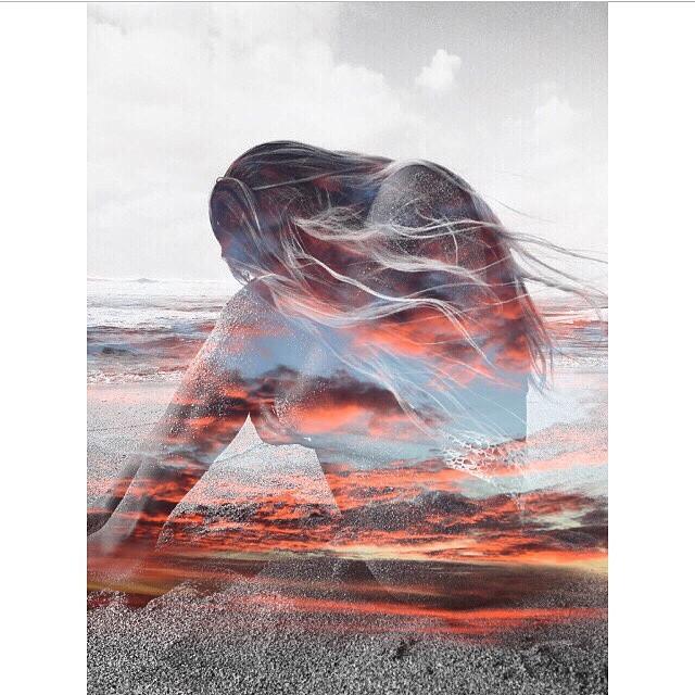 Soak up that sky #paintedbylight #vanillasky  http://ift.tt/1xV70jQ