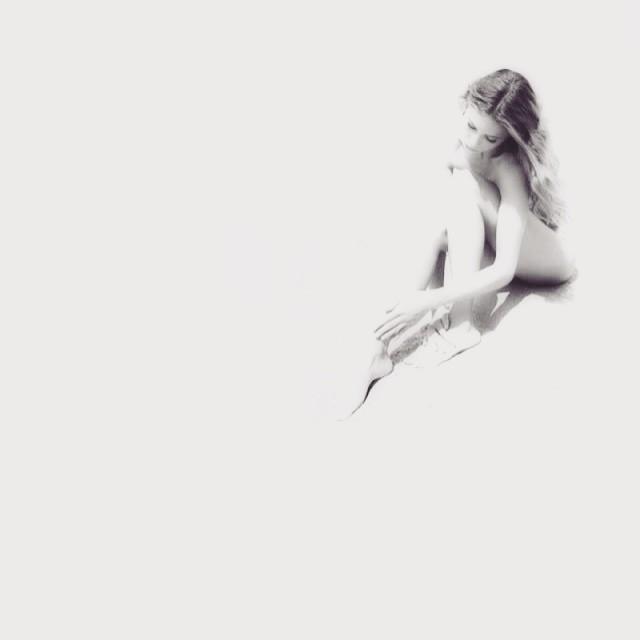 White out #paintedbylight #blackandwhite  http://ift.tt/1xEu7Qu