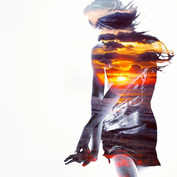 Four am fires and car trips to RI. #paintedbylight #noir #fireandlight  http://ift.tt/1Ch8MLN