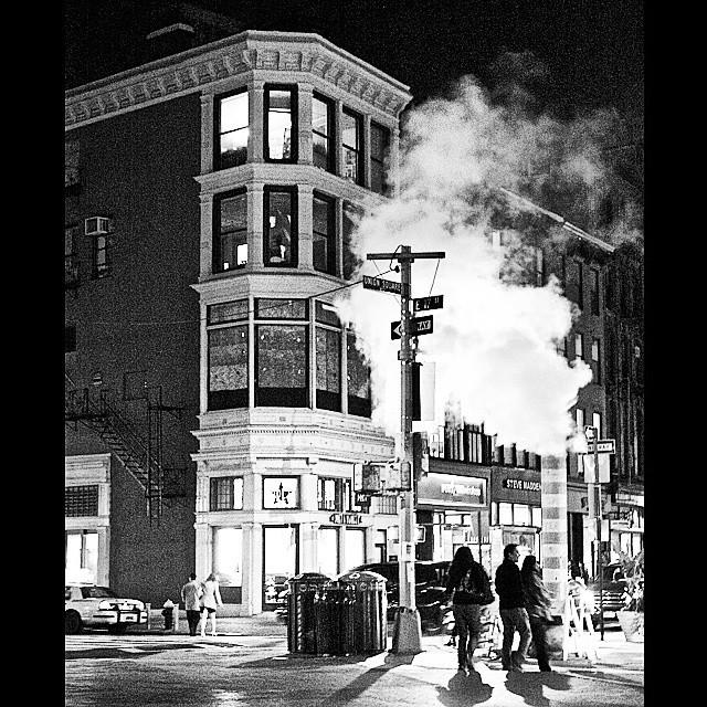 circa 2012. … #manhattan #blackandwhite #nyc #city  #travel #explore #newyork #latenightwonderings