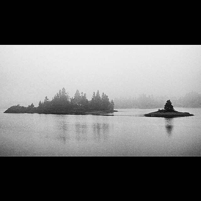 Shades of gray in #novascotia.   #blackandwhite  #travel #explore #surftrips #thesearch #liverpool #canada #passport