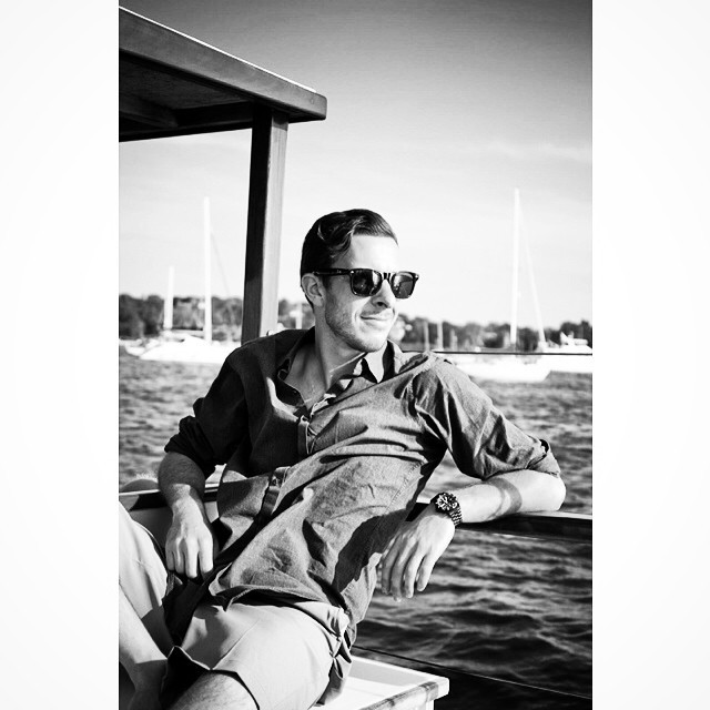 This guy! In light of going to Hyannis, @tcsurfer / photo cred to @domfrancis_photographer #blackandwhite #capecod  #ack #myfriendslooklikekennendys