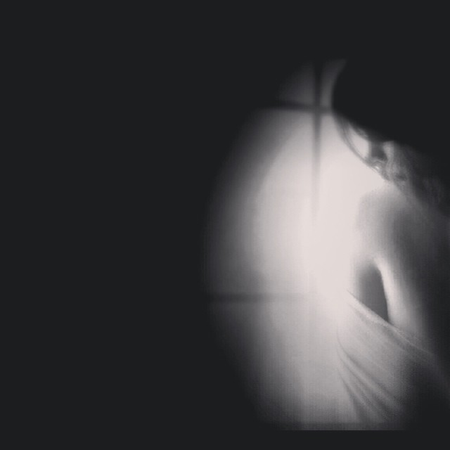Allison's starting to happen #lemonheads #window #nyc #noir #noirvue #paintedbylight