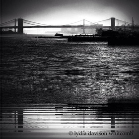 Bridges  #nyc #bridges #east #river. #monochrome     500px:  http://500px.com/photo/49354952