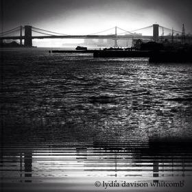 Bridges  #nyc #bridges #east #river. #monochrome     500px:  http://500px.com/photo/49354952