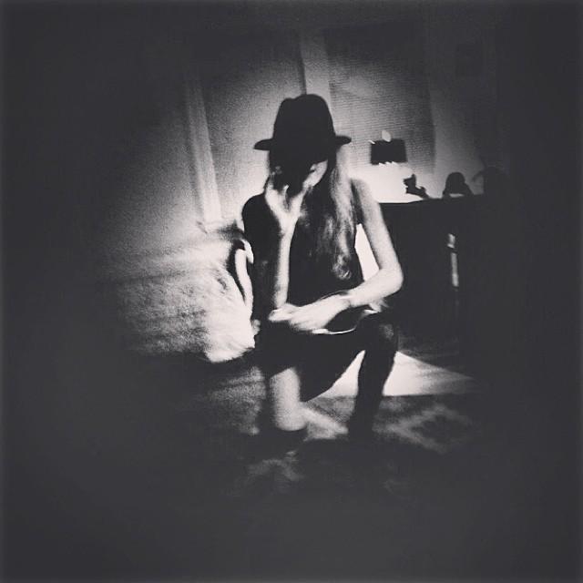 Shooter #monochrome #paintedbylight #blackandwhite #noirvue #noir