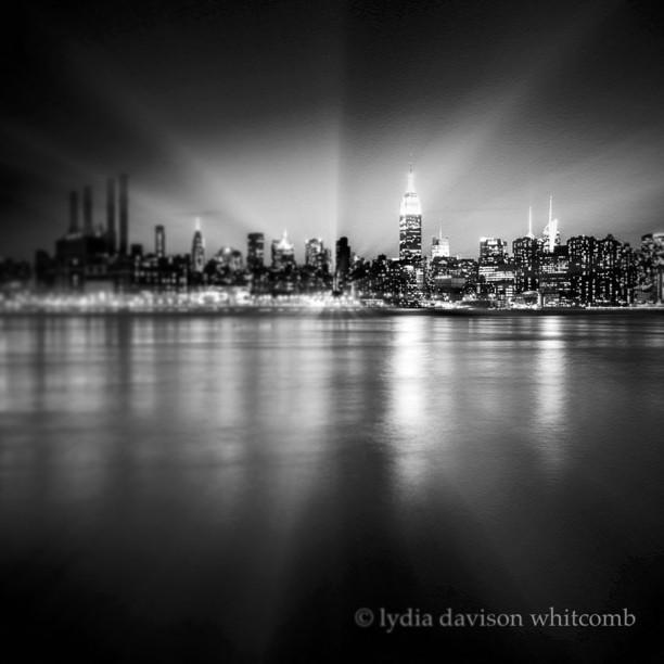 #monochrome #nyc #blackandwhite #paintedbylight #noir #noirvue