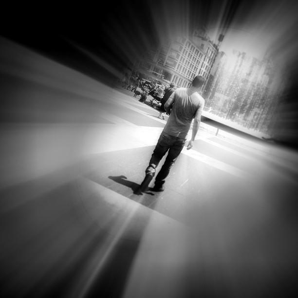 #monochrome #noir #nyc #visual #architect #gotham