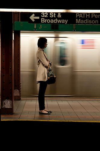 Se va el tren y algunas se deprimen y no saben qué hacer de su vida soltera.