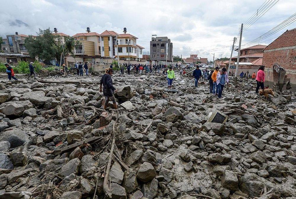 desastres naturales en el mundo
