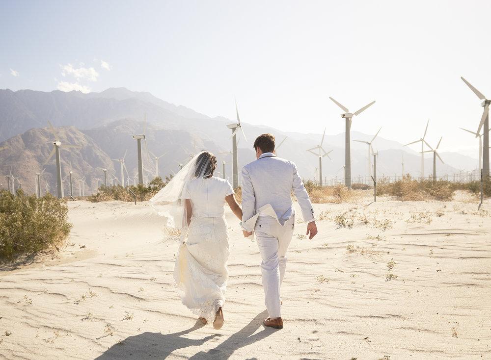 IAN & ALEXANDRA - THE GALVAN ESTATE - PALM SPRINGS, CALIFORNIA