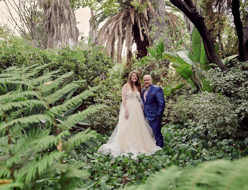 JASON & LILIA - BACKYARD WEDDING - SOUTH PASADENA, CALIFORNIA