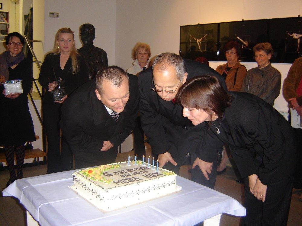 6-obletnica galerije Media Nox