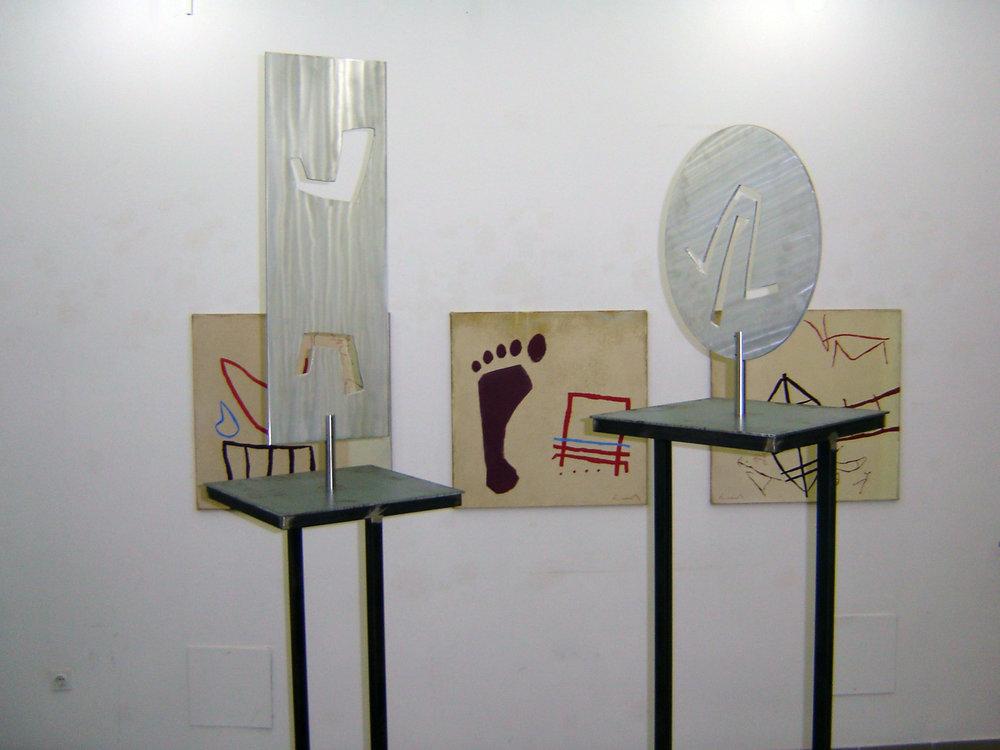 Otvoritev razstave umetnika, slikarja in arhitektaKarla Vouka z avstrijske Koroške