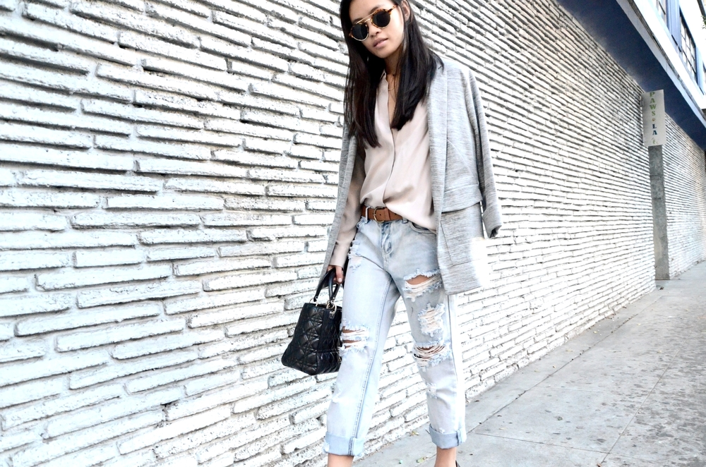 Just Goh With It-Outfit-Everlane-shirt-one-teaspoon-distressed-jeans-topshop-blazer-illesteva-saint-laurent-maryjane-lady-dior-2.jpg