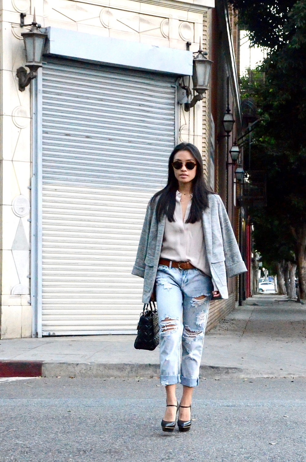 Just Goh With It-Outfit-Everlane-shirt-one-teaspoon-distressed-jeans-topshop-blazer-illesteva-saint-laurent-maryjane-lady-dior-8.jpg