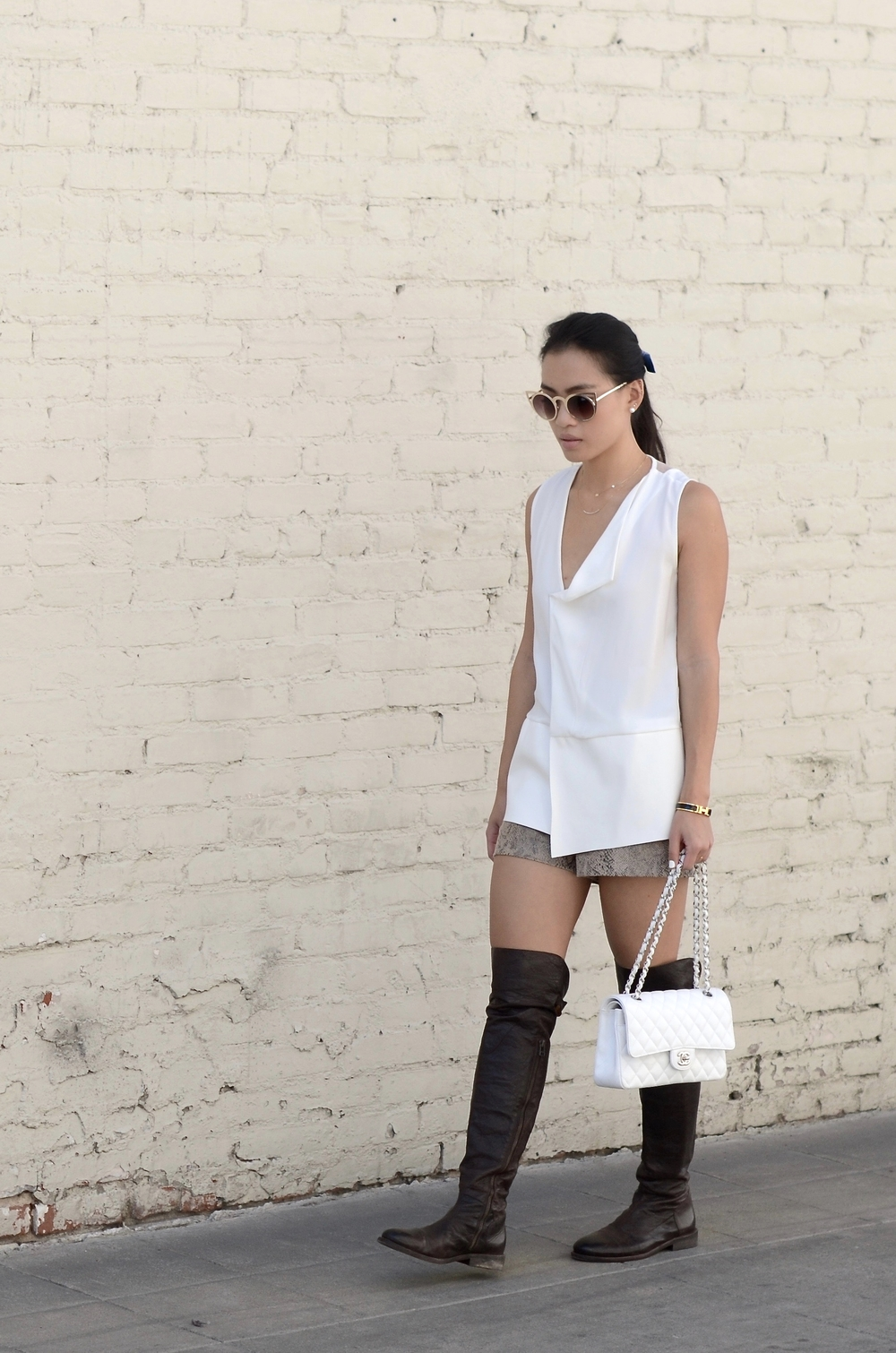 Just Goh With It-Outfit-over-the-knee-flat-boots-zara-all-saints-cat-eye-classic-chanel-7.jpg