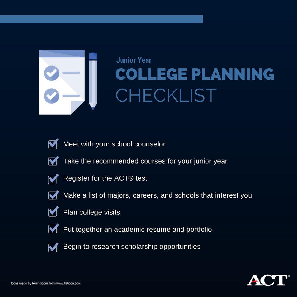 College Preparation Tips