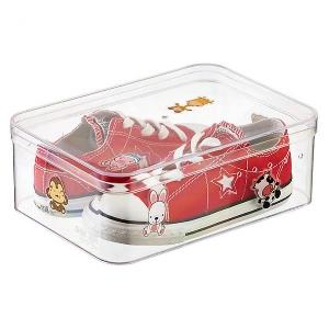 Kid Shoe Storage