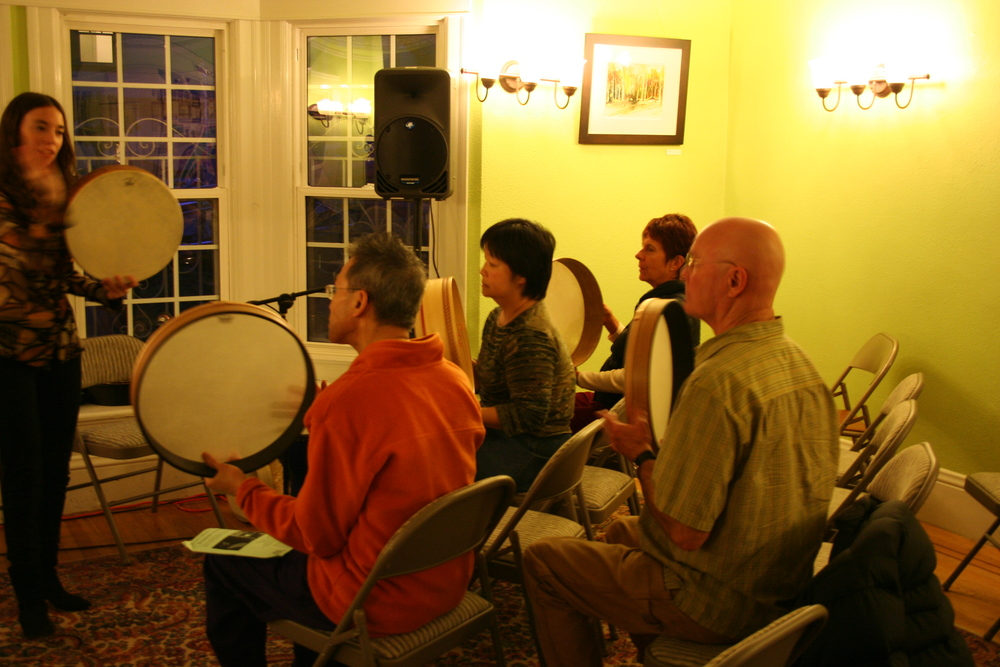 AMSI SF April teaching perc to group.JPG