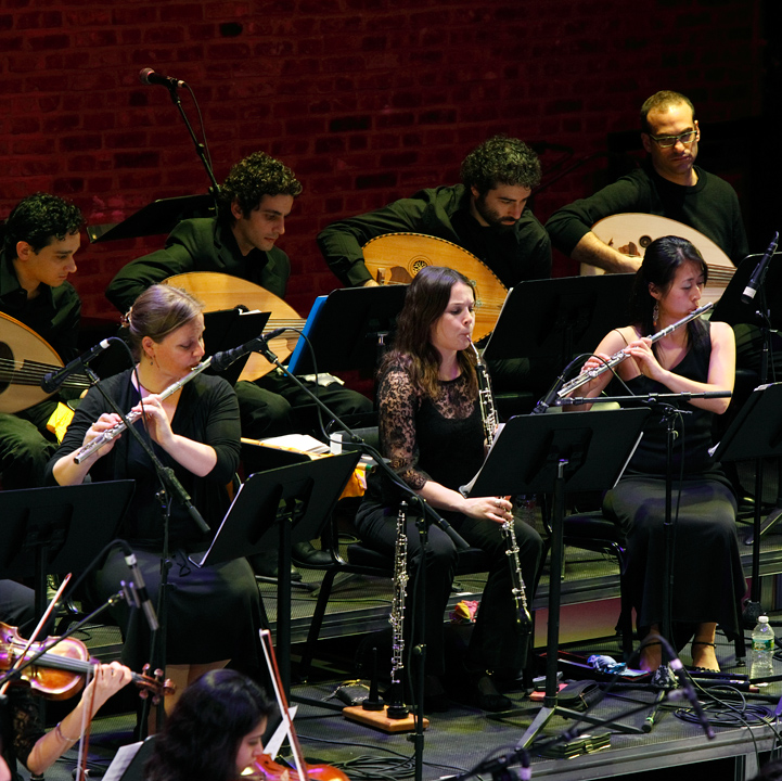 World Music Institute concert at Symphony Space, NYC