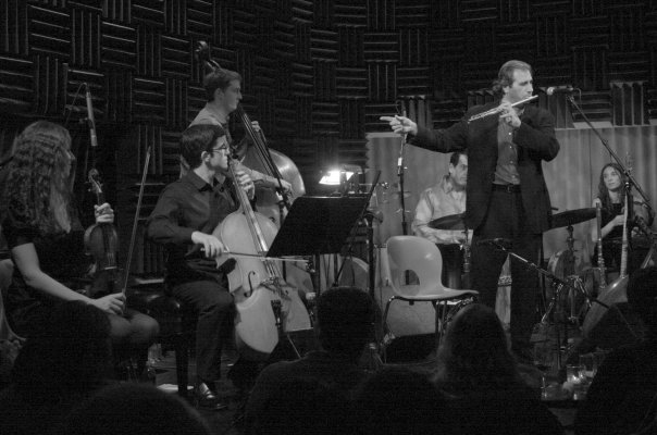 Small Ensemble at Joe's Pub, New York City