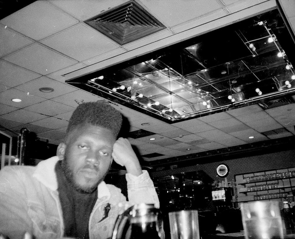 Nate in diner