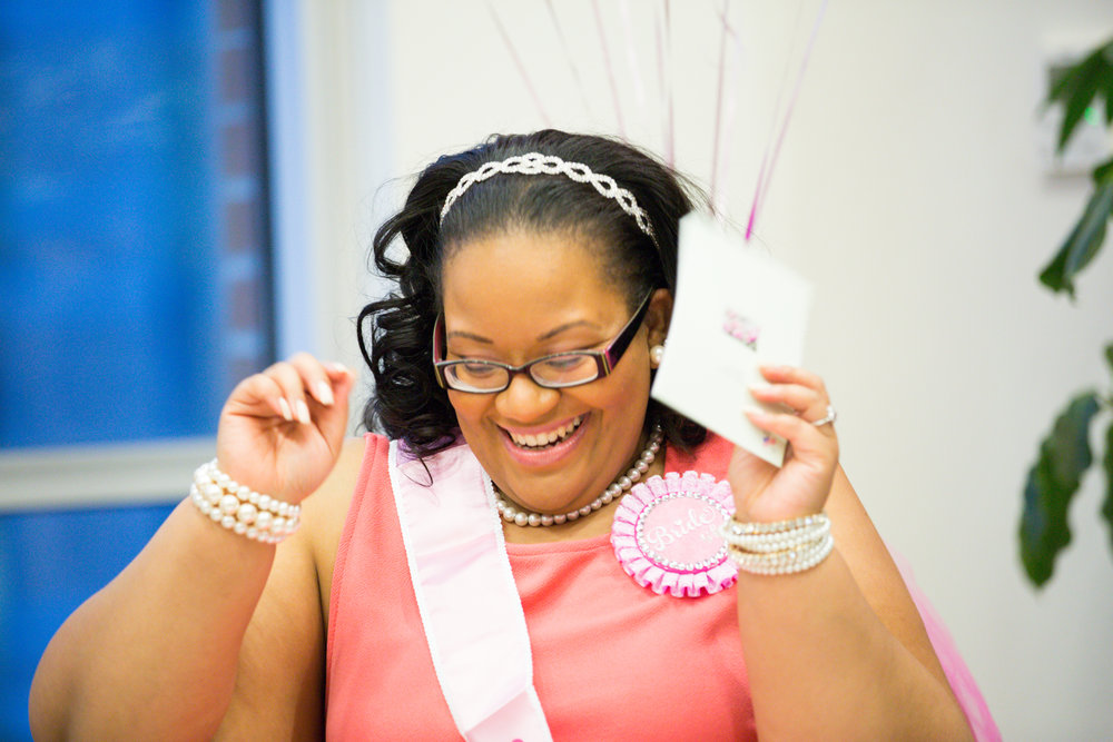 Owings Mills Maryland Bridal Shower