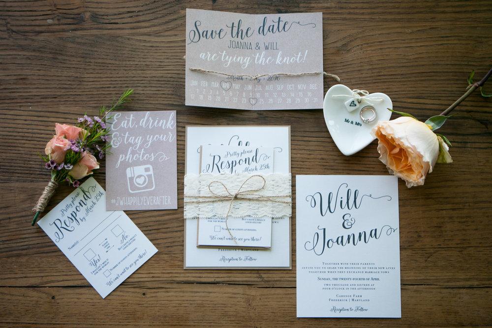 Custom Invitations by Hadley Designs