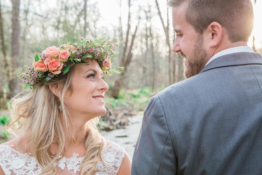 Frederick, Maryland Wedding at Caboose Farm