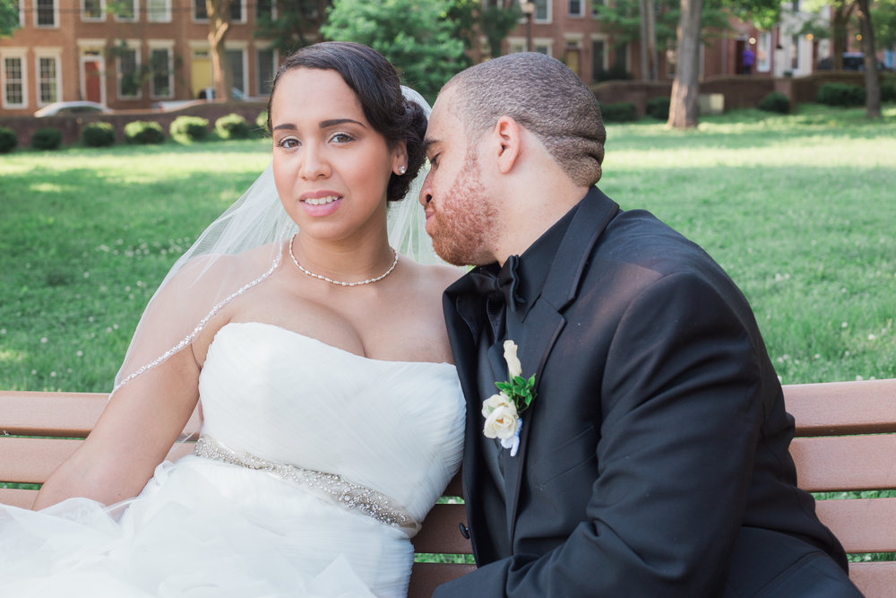 Baltimore City Wedding Photography