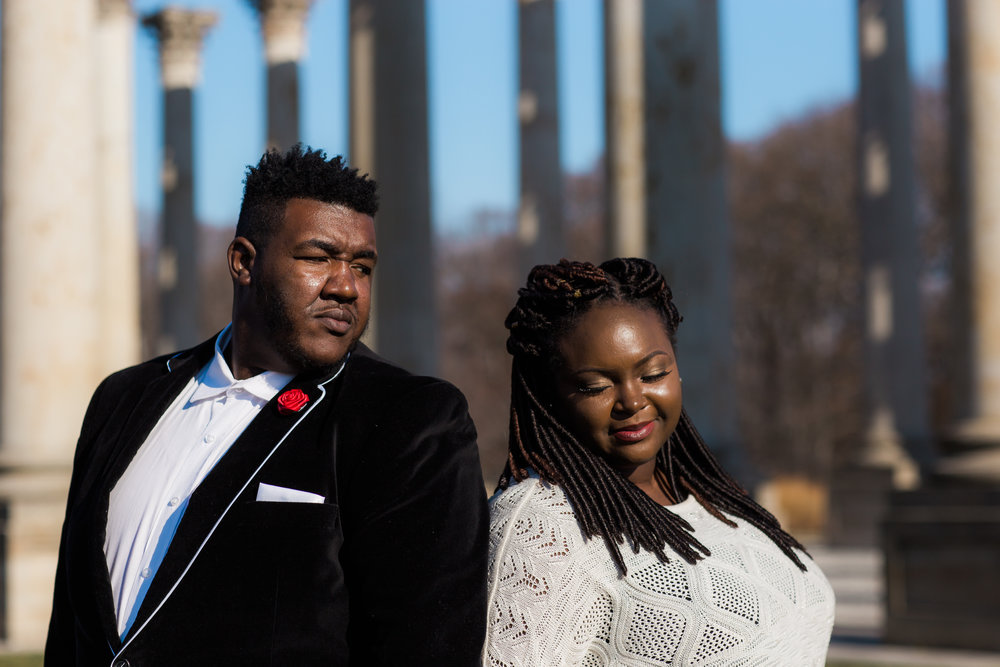 Photo Shoot at the National Arboretum in Washington DC