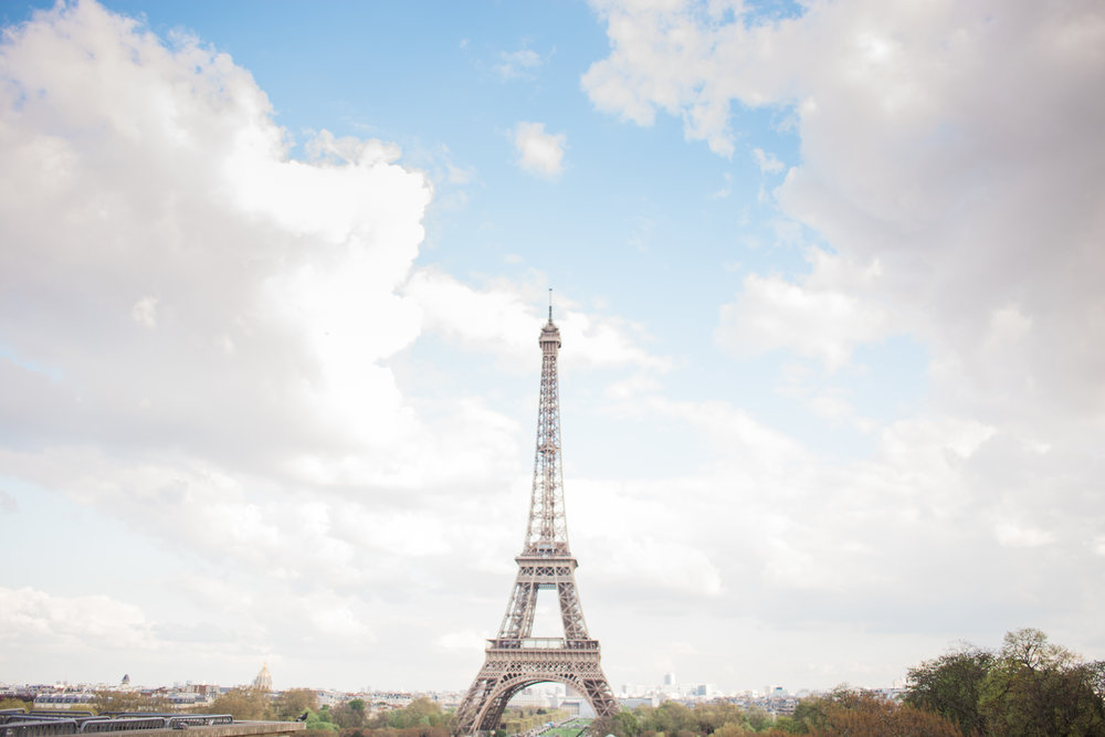 Eiffel Tower Paris France Photographer