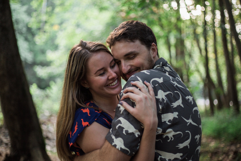 Creative Jurassic Park Engagement Session in Maryland-12.jpg