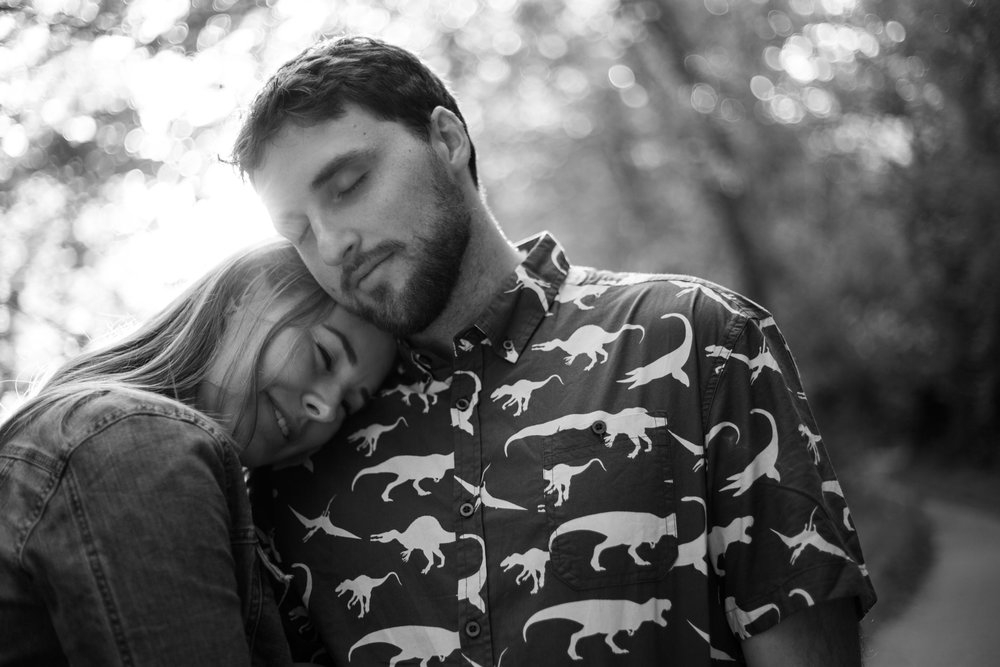 Creative Jurassic Park Engagement Session in Maryland-25.jpg