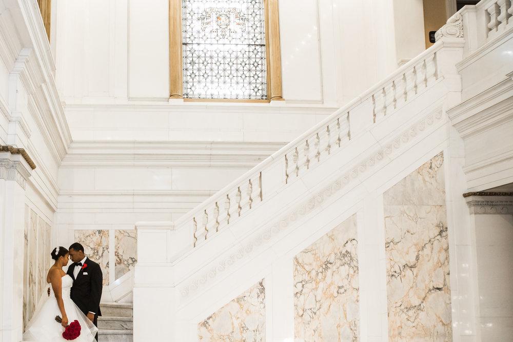 Hotel Monaco Wedding in Baltimore Wedding Photographers