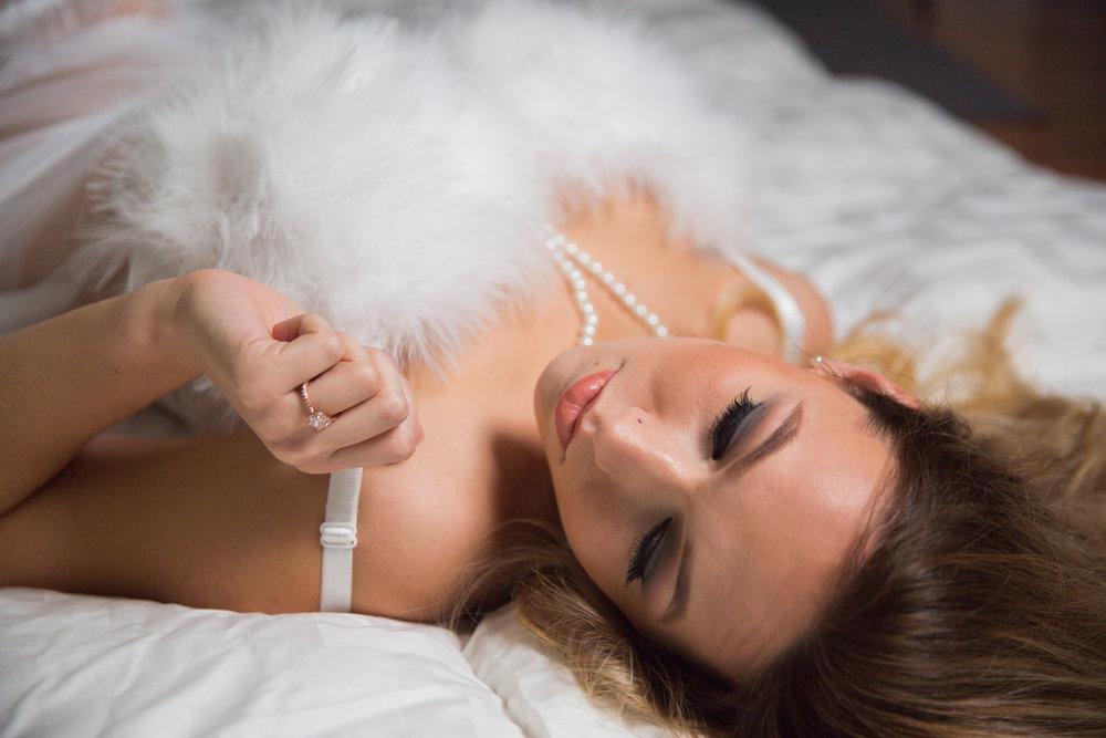 Sexy Boudoir Photography in Baltimore