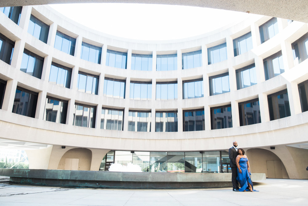 Hishhorn Museum Engagement Session Washington DC Megapixels Media