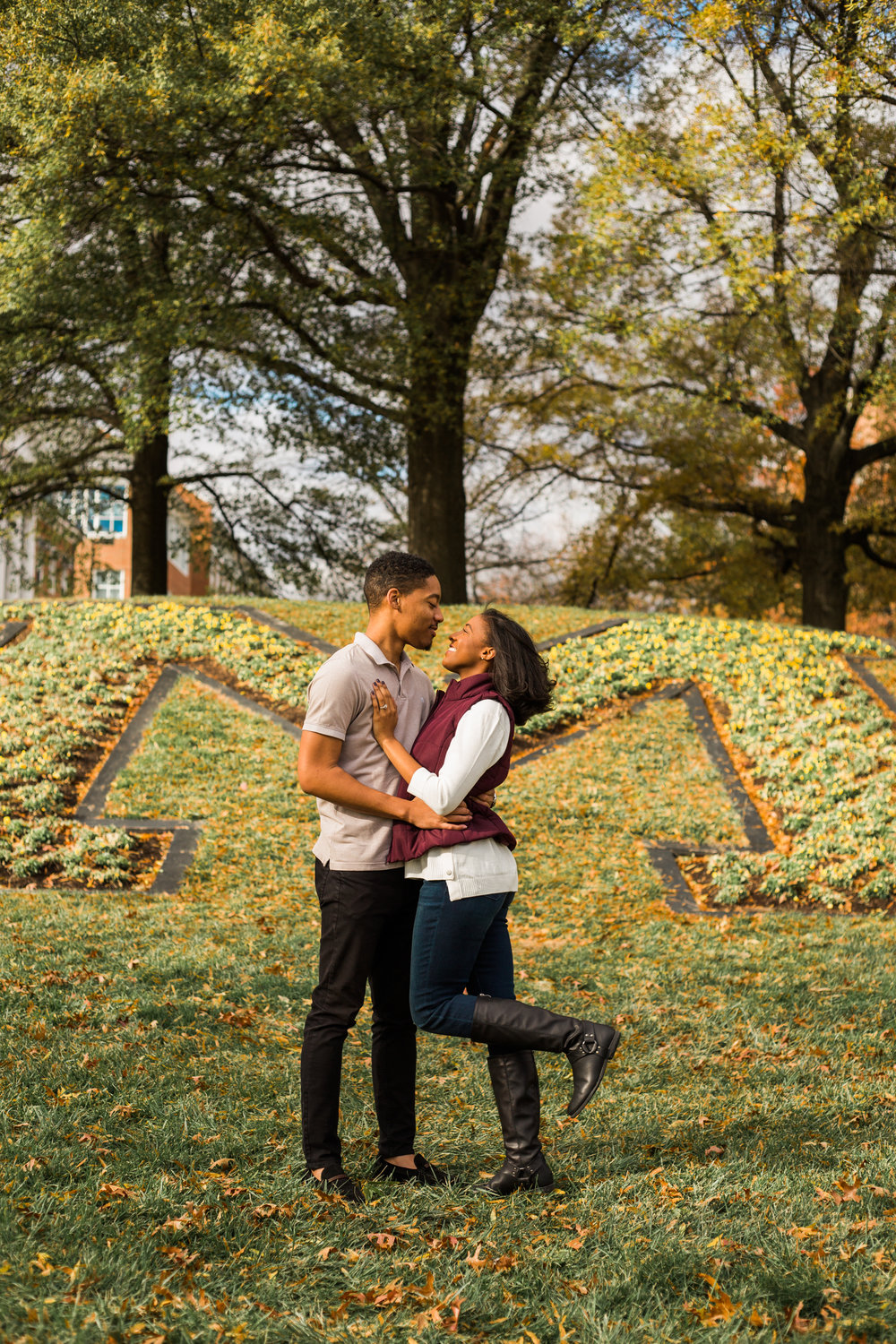 University of Maryland Engagement Session Photography-5.jpg