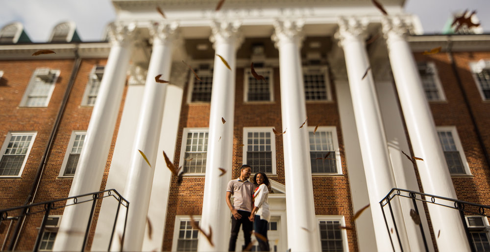 University of Maryland Engagement Session Photography-16.jpg