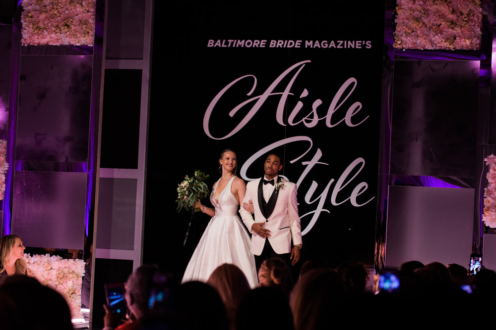 Baltimore Bride's Aisle Style Fashion Show