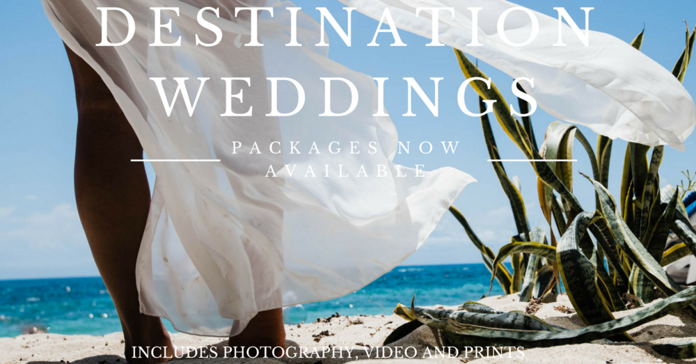 Destination Wedding Photographers and Videographers based in Maryland, DC and Baltimore