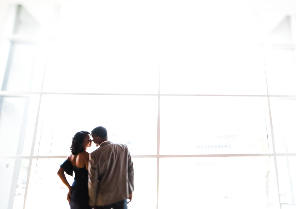 Reginald Lewis African American Museum Engagement Session Megapixels Media Photography-10.jpg